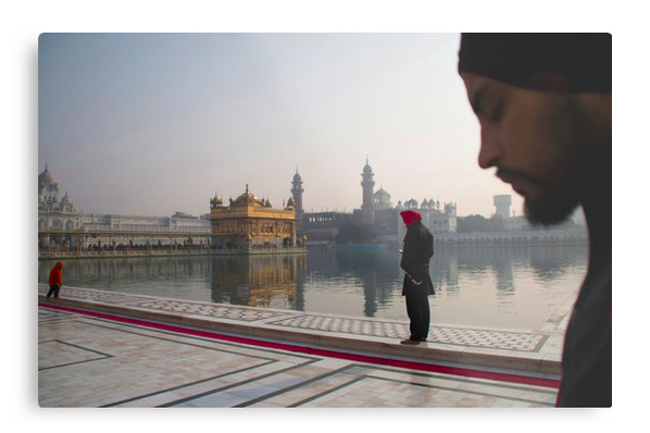 Panell Fotogràfic alumini - Amritsar - Harmandir Sahib